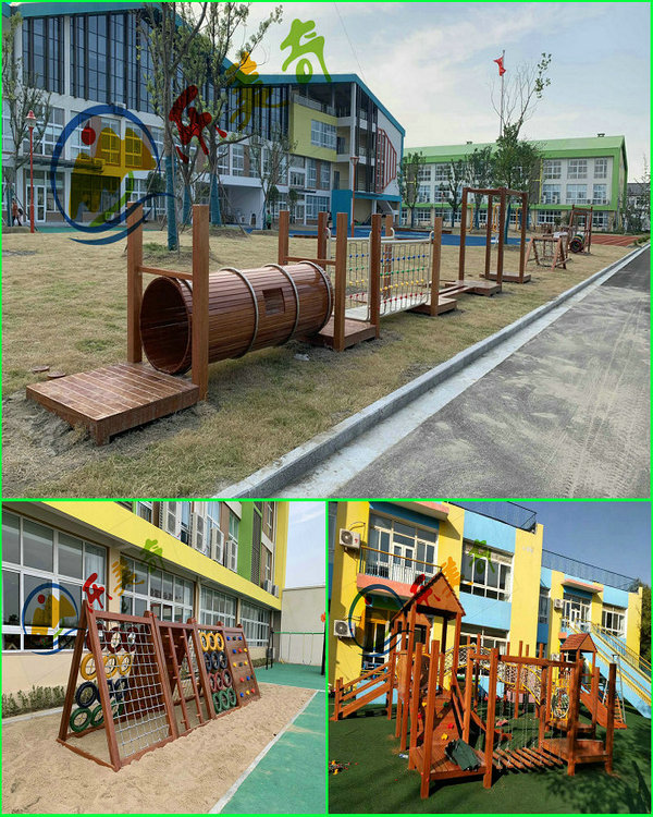 Case of Kindergarten in Gaotang Town, Yangzhou Cit...