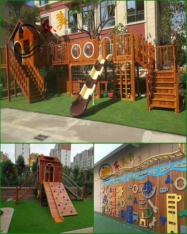 Xi'an Jindi Community Kindergarten Case